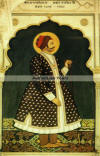 Portrait of Sawai Jai Singh II, Jaipur City Guide