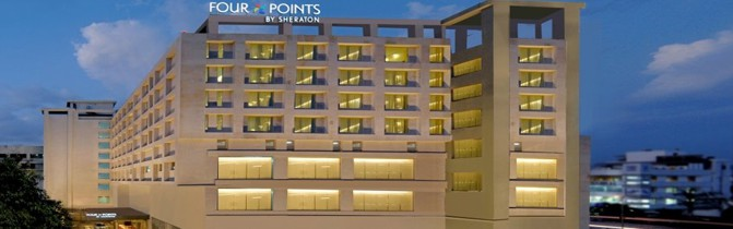 Hotel Four Points Jaipur Rajasthan India