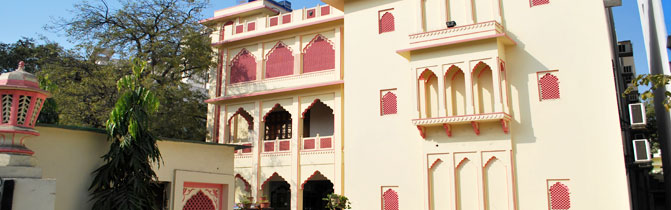 Hotel HR Palace Jaipur Rajasthan India