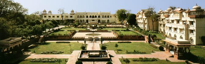 Hotel Jai Mahal Palace Jaipur Rajasthan India