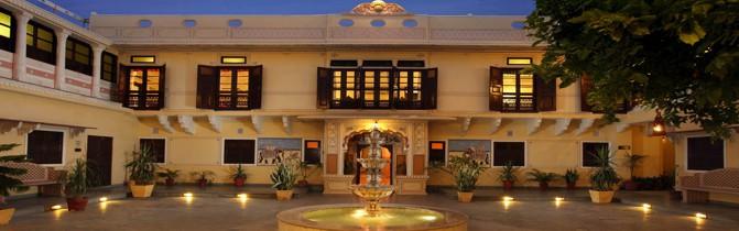 Hotel Ratan Haveli Jaipur Rajasthan India